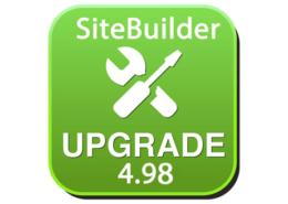 Houston Sitebuilder Update